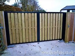 Quay Fabrications Lancaster Ltd Lancaster Gates Fences