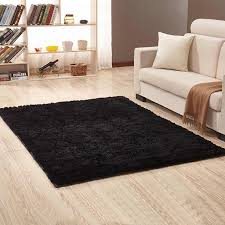 Living Room Carpet European Fluffy Mat Kids Room Bedroom Mat Antiskid Soft Faux Fur Area Rug Rectangle Black Red 100 160cm Bedroom Rug Modern Carpetcarpet Mat Aliexpress