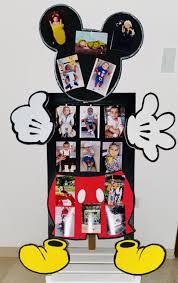 Pin De Mdclr 24 En Mickey Mouse Parties En 2020 Baby Shower De