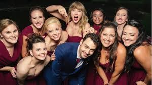 See Taylor Swift in Her Best Friend Abigail Anderson's Wedding ...