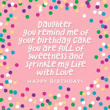 birthday wishes for daughters the perfect birthday wish