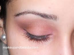 office eye makeup look tutorial