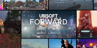 How to Watch Ubisoft Forward Event - CAMEROON MAGAZINE - CAMEROUN ...