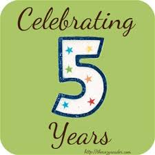 Image result for congratulations 5 years