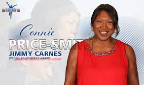 CONVENTION: Connie Price-Smith Honored With Jimmy Carnes Award ::: USTFCCCA