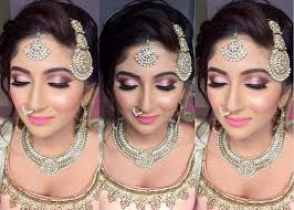 north indian makeup artist singapore