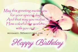 inspirational birthday messages greetings com