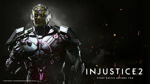 brainiac injustice 2 dc ics