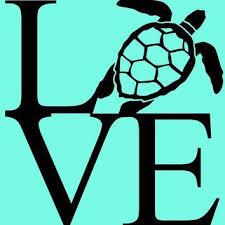 Shop Turtle Vinyl Decals On Wanelo Sea Turtle Decal Turtle Silhouette Turtle Car