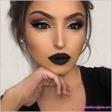 cute makeup ideas for brown eyes cat