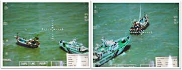 Image result for Four Indian Boats Intercepted Operating in Pakistani Waters