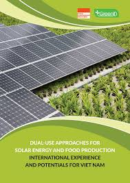 Http Rainer Brohm De Wp Content Uploads 2019 02 Dual Use Approaches For Solar Energy And Food Production International Experience En Pdf