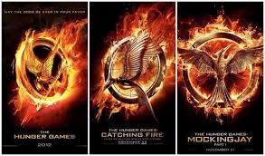 the hunger games film series