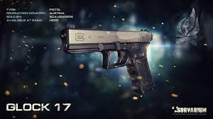 glock 17 survarium