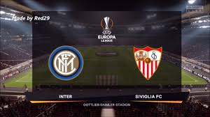 Inter - Siviglia • finale Europa League