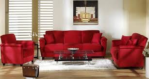 inspiring red couch in living room 28