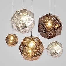 stainless steel led pendant lights
