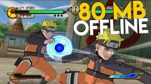CUMA 80 MB ! Game Naruto Terbaik Di Android (OFFLINE) - YouTube
