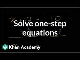 addition subtraction equations