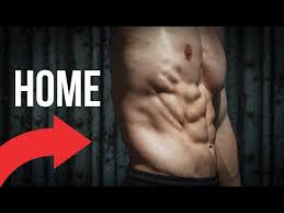 best abs workout at home exercises for