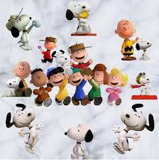 New Snoopy Peanuts Removable Wall Stickers Decal Kids Home Decor Us Seller Ebay