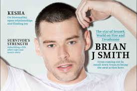 Brian J. Smith Says He's 'Really Glad' He Came Out Gay | On Top ...