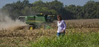 Standing In Front, Celebrating Women Linked to the Land | The John Deere  Journal