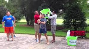 President Doug Leeby takes the ALS Ice Bucket Challenge! - YouTube