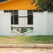 Ruvy Amir Photo Albums Ghana Fence And Gate Collection 2d Solid Wall W See Through Window