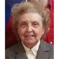 Obituary for Hilda Hayes Thompson