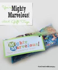 you re mighty marvelous m m gift s
