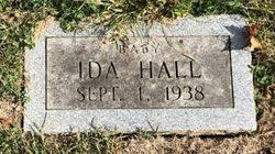 Ida Hall (1938-1938) - Find A Grave Memorial
