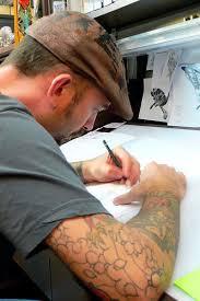 plytomurli: chris garver tattoos