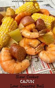 Slow Cooker Cajun Low Country Boil ...
