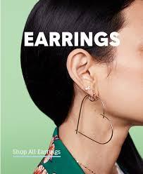 earrings piercing paa
