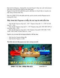 Máy bơm hơi giá rẻ pegasus, máy nén khí việt nam chất lượng by mayruaxe -  issuu