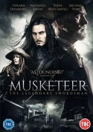Musketeer Starring Gerard Depardieu Directed By Steve Boyum (5037899061992)    BrownsBfS
