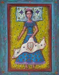 $1199.99 German Rubio Art Painting Frida Kahlo #germanrubio  #rosaritoartfest #losnaguales.com #fridak… | Pinturas mexicanas, Arte  popular mexicano, Arte frida kahlo