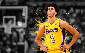 wallpapers lonzo ball 4k
