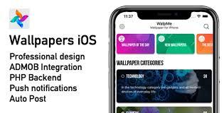 wallpapers native ios full app codemask