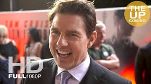 Tom Cruise interview Mission Impossible Fallout premiere in London ...