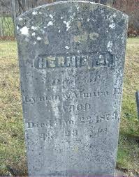 """Hermonie Adela """"Hermie"""" Wood (1850-1873) - Find A Grave Memorial"""