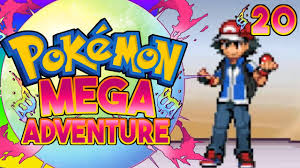 Pokemon Mega Adventure Fan Game Part 20 POST GAME! ASH TITLE DEFENSE  Gameplay Walkthrough - YouTube