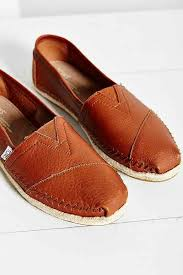 toms leather espadrille toms shoes