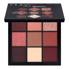huda beauty obsessions eyeshadow