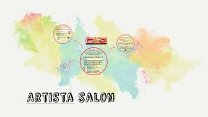 artista salon is a place where you can