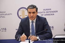 Омбудсмен Армении направил в международные структуры второй промежуточный доклад об обстреле Тавуша