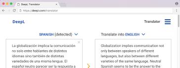 hemos probado deepl el nuevo traductor