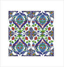 Batumi Turkish Tile Wall Decals 44 Pcs Turkish Tile Tile Decals Turkish Pottery
