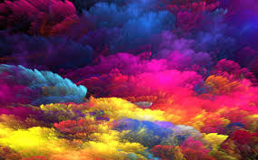abstract colorful high definition